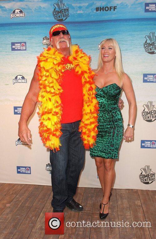 Hulk Hogan and David Hasselhoff 3