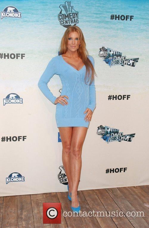 Comedy Central Roast Of David Hasselhoff held at...