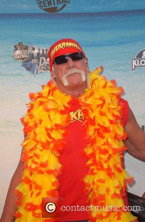 Hulk Hogan and David Hasselhoff 2