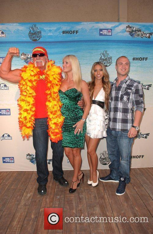 Hulk Hogan and David Hasselhoff 2