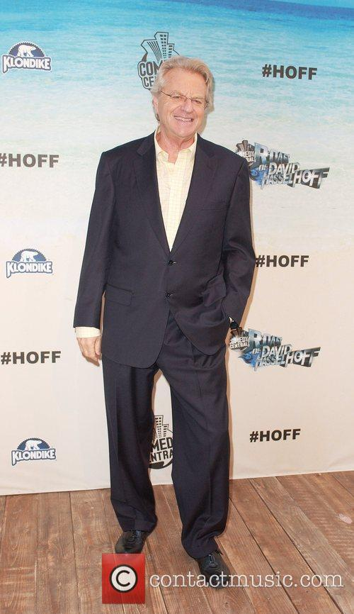 Jerry Springer Comedy Central Roast Of David Hasselhoff...