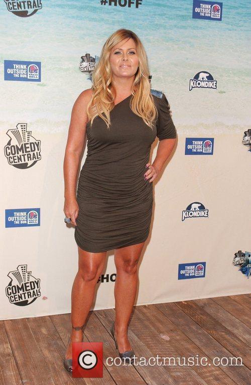 Nicole Eggert Comedy Central Roast Of David Hasselhoff...