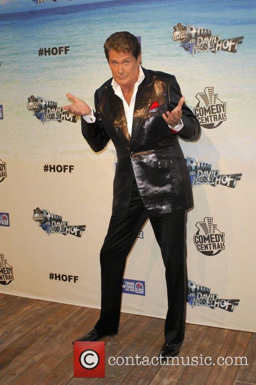 David Hasselhoff  Comedy Central Roastof David Hasselhoff...