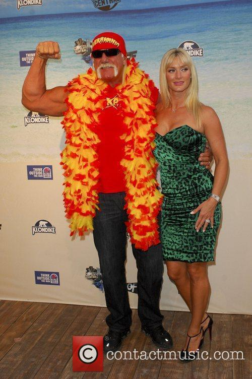 Hulk Hogan and David Hasselhoff 1