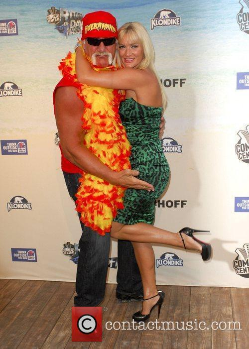 Hulk Hogan and David Hasselhoff 4