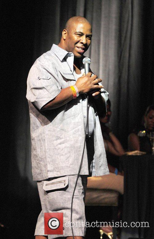 Comedian Capone performs on stage during the 3rd...