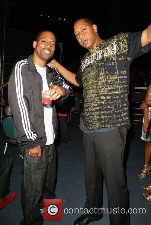 Tony Rock and Mark Curry 3rd Annual Memorial...