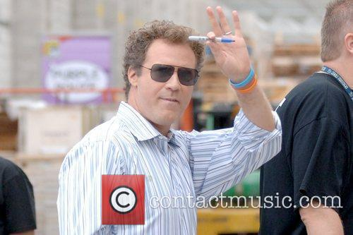 Will Ferrell Comic Con 2010 held at the...