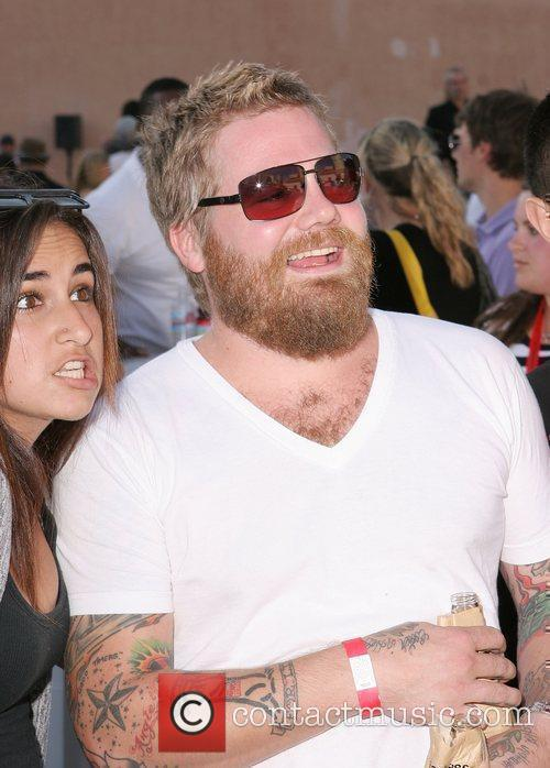 Ryan Dunn and Jackass