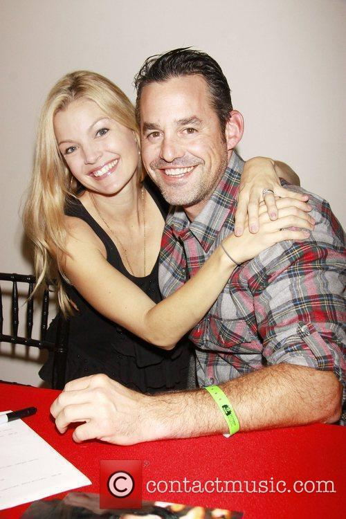 Clare Kramer, Buffy The Vampire Slayer and Nicholas Brendon