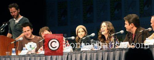 Rainn Wilson, Ellen Page and Liv Tyler 2