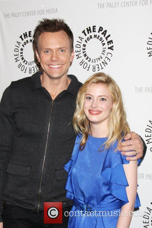 Joel McHale, Gillian Jacobs, Paley Center