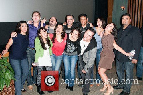Cast and Douglas Spain 2