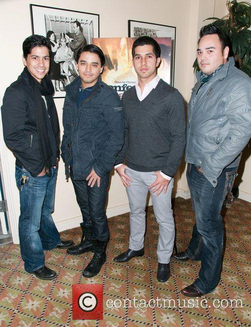 Special screening of Confession of a Gangster held...