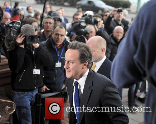 David Cameron The Conservative Party Spring Forum 2010...