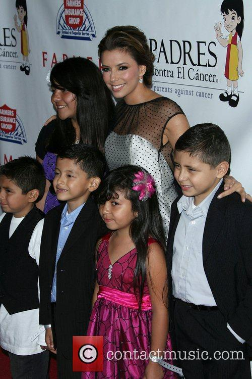 Eva Longoria and Palladium 8