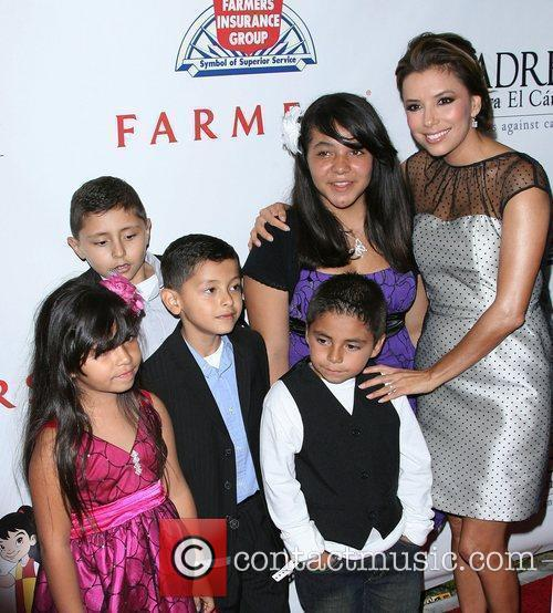 Eva Longoria and Palladium 2