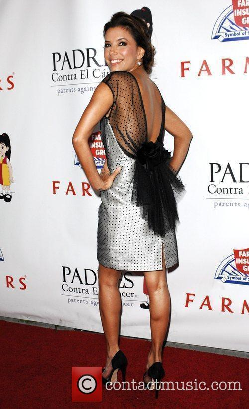 Eva Longoria and Palladium 11