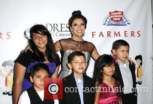 Eva Longoria and Palladium 10