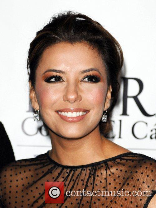 Eva Longoria and Palladium 9
