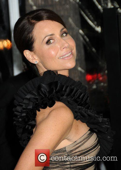 Minnie Driver The Los Angeles Premiere of 'Conviction'...