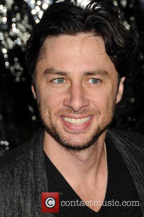 Zach Braff and Samuel Goldwyn 2