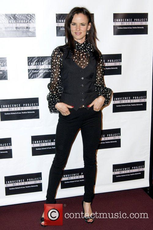 Juliette Lewis  Screening of 'Conviction' hosted by...