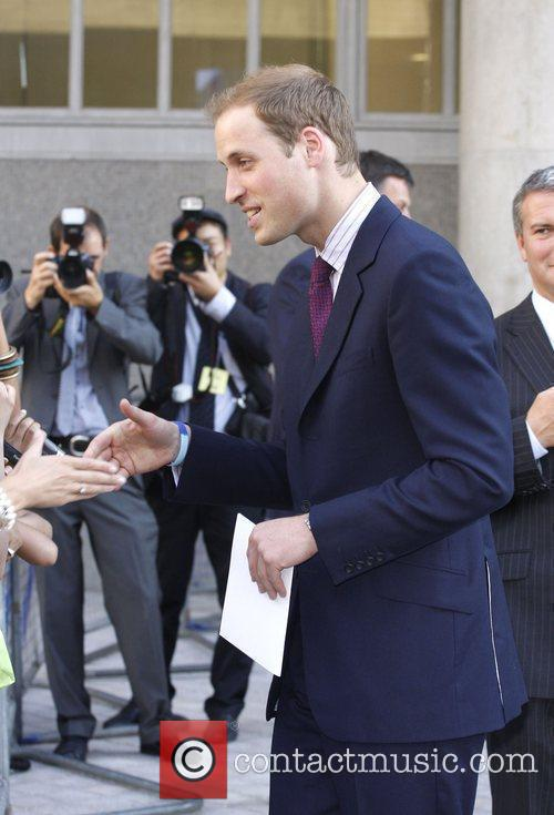 Prince William and Prince 12