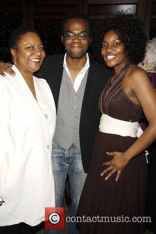 Myra Lucretia Taylor, William Jackson Harper, and Kianne...