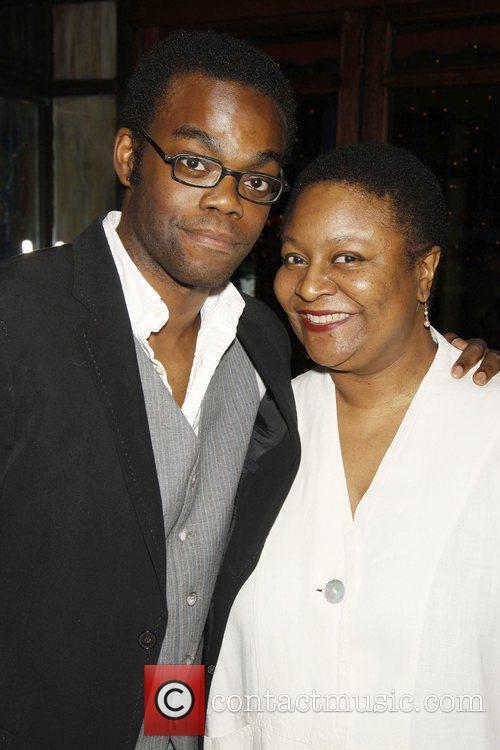 William Jackson Harper and Myra Lucretia Taylor attending...