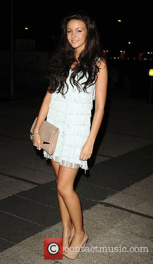 Michelle Keegan and Celebration 2
