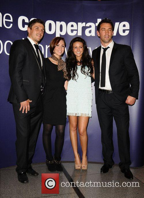 Michelle Keegan and Celebration 5