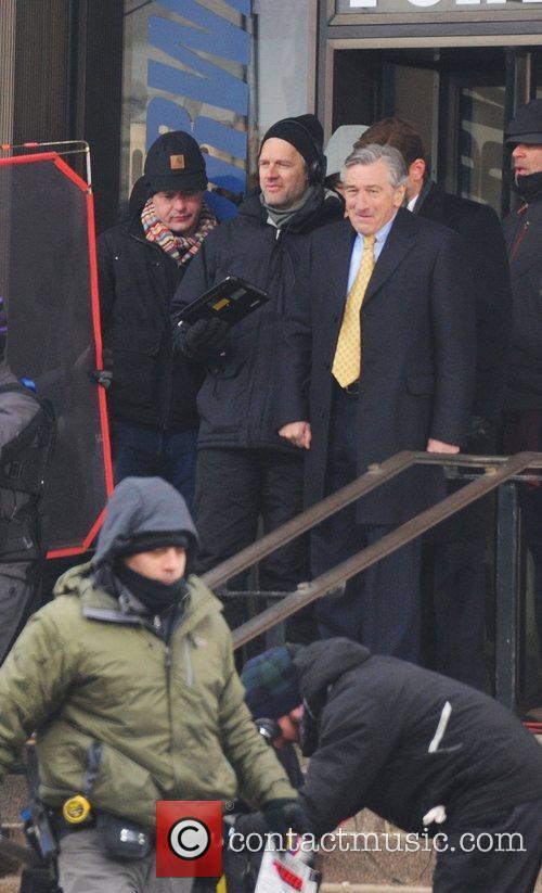 Bradley Cooper and Robert De Niro 12
