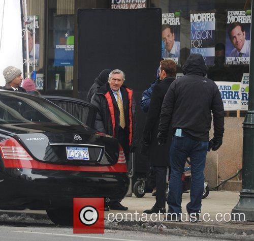 Bradley Cooper and Robert De Niro 14