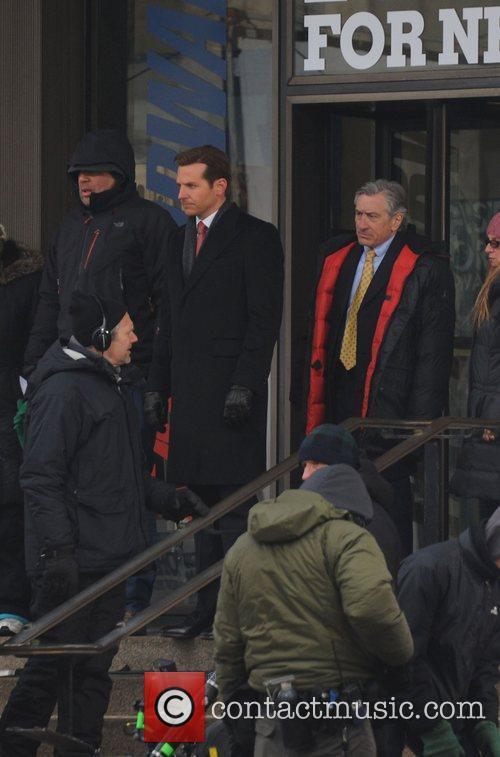 Bradley Cooper and Robert De Niro 21