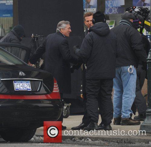 Bradley Cooper and Robert De Niro 5