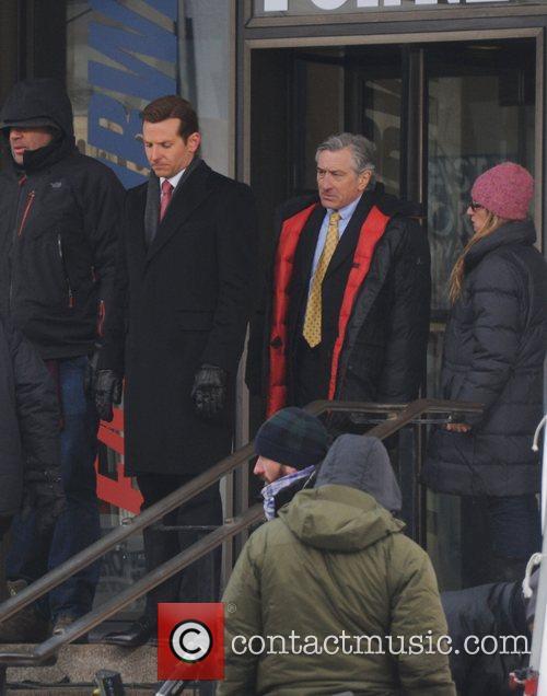Bradley Cooper and Robert De Niro 13