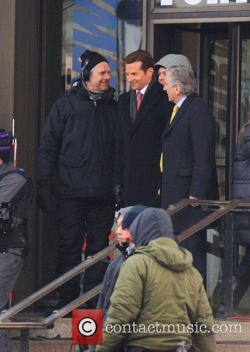 Bradley Cooper and Robert De Niro 19