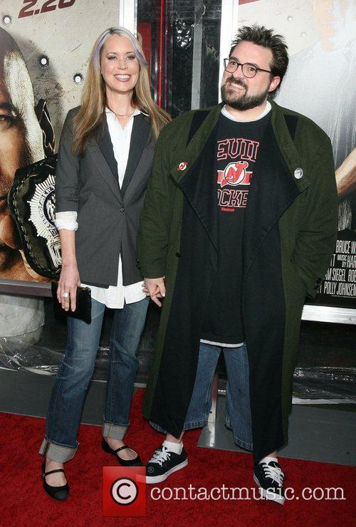 Directot Kevin Smith and Kevin Smith 2