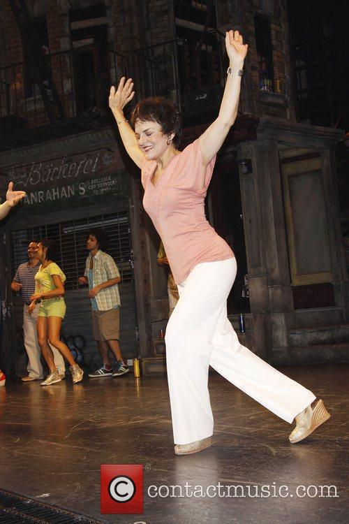 Performs in the musical 'In The Heights'