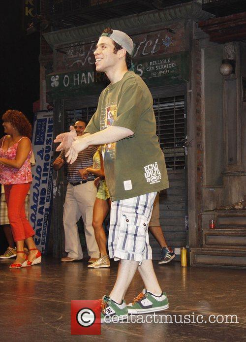 Robin de Jesus performs in the musical 'In...