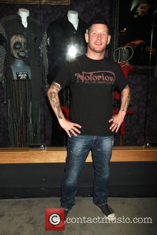 Corey Taylor Hard Rock Hotel unveils its new...