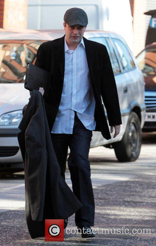 From the ITV soap Coronation Street arrives at...
