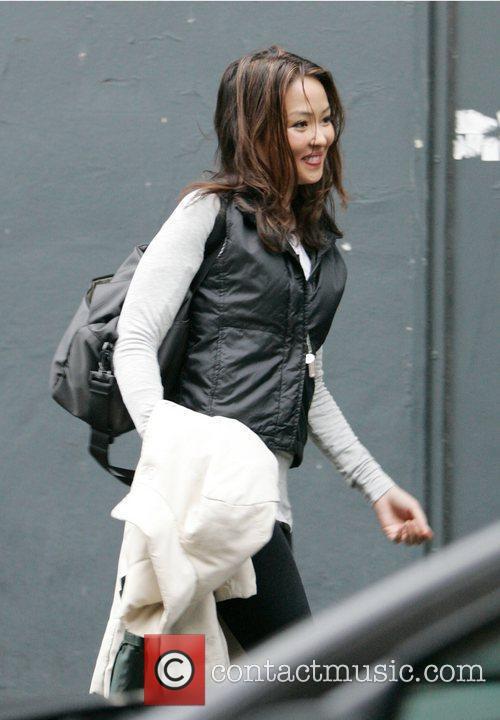 New Coronation Street star Xin leaves the Granada...