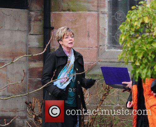 Anne Kirkbride and Coronation Street