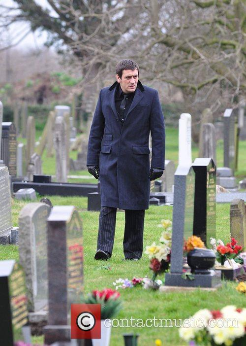 Chris Gascoyne and Coronation Street
