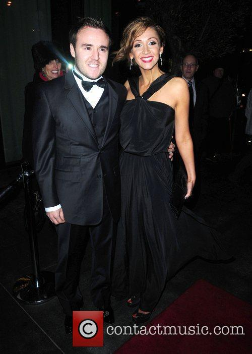 Alan Halsall and Lucy-Jo Hudson 'Coronation Street' 50th...