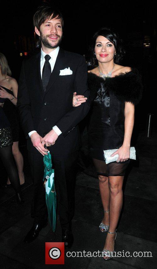 Alison King and Adam Huckett 'Coronation Street' 50th...
