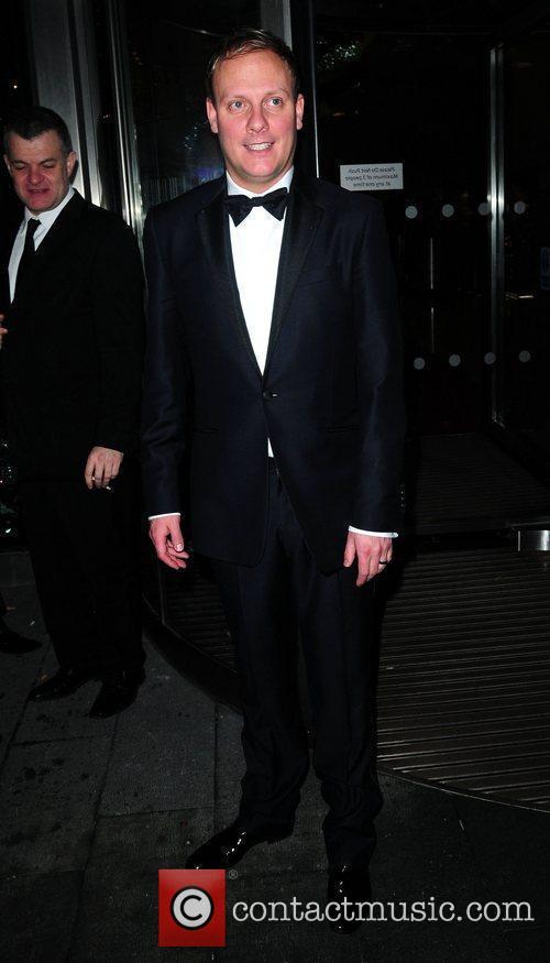 Antony Cotton 'Coronation Street' 50th Anniversary Ball held...