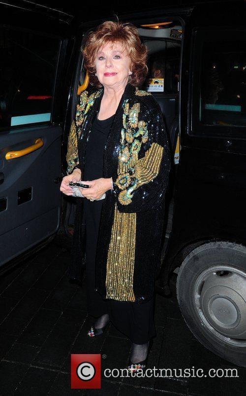 Barbara Knox 'Coronation Street' 50th Anniversary Ball held...